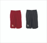 Youth and Adult Shorts with Pocket 100% Polyester