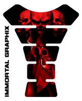 Grim Reaper Gun Red