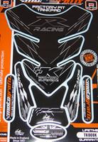 Black R Racing K Series Tank Pad