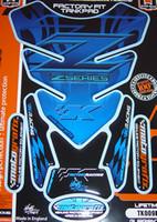 Blue K Racing Z Series Tank Pad
