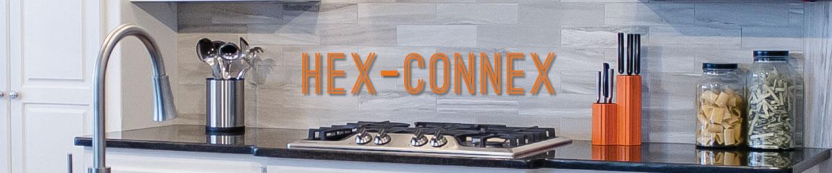 Kapoosh Hex-Connex Caddy