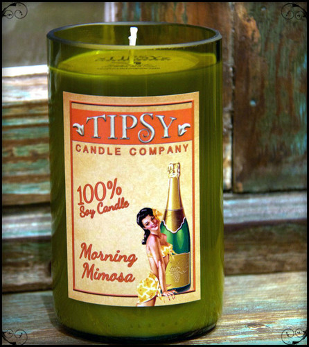 Try our Morning Mimosa for Sunday brunch or anytime perfection.  Fragrance is fresh oranges.