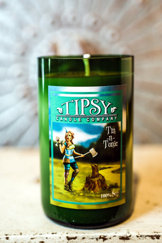 Tin-N-Tonic  | Soy Candle | Tipsy Candle Company