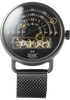 Halograph Automatic Mesh All Black (HLG-3015M) front