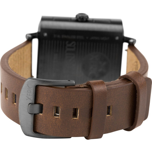 Soloscope SQ Gunmetal Brown (SSQ-3017-BRN)