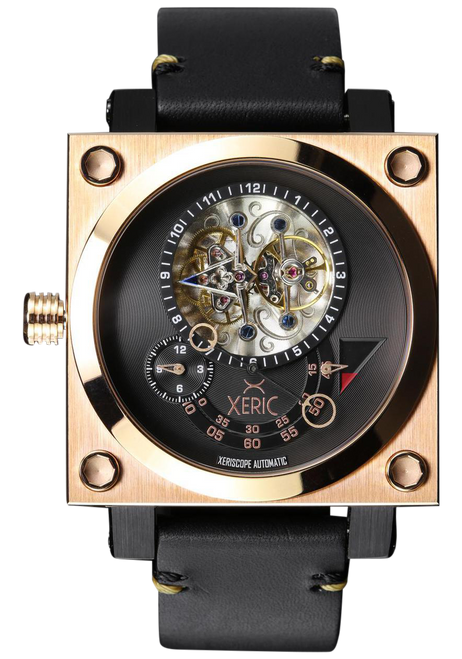 Xeriscope Squared Rose Gold