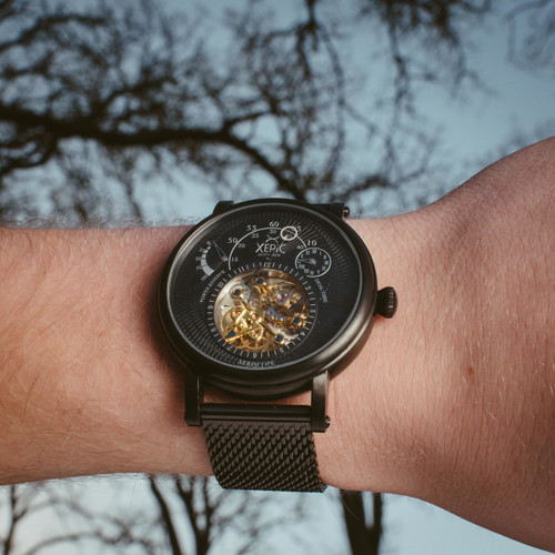 Xeric Xeriscope All Black Mesh (XS3022M)
