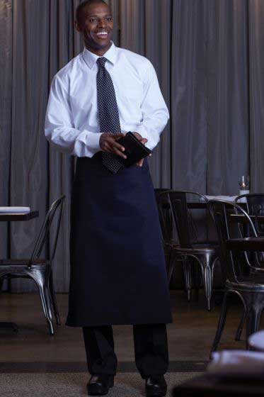 Black Bar Apron 3050
