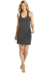 District Made® Ladies 60/40 Racerback Dress