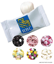 Delicious mints with your logo...YUM