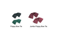Floppy bow ties