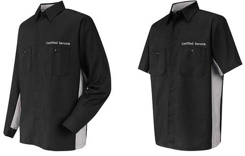 Gm Employee Discount >> GM Goodwrench Dealership Technician Uniform Shirt