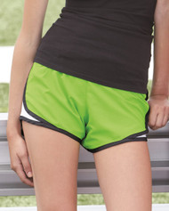 Ladies Velocity Running Short