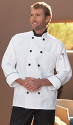 Stylish chef coat