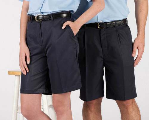 Uniform shorts with easy care
