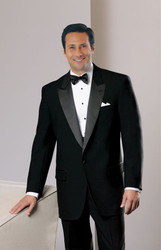 Wool tuxedo jacket for him