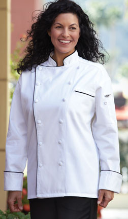 Classy chef coat for your head chef