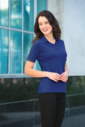 High-performance polo shirt L455 Royal