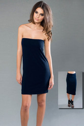 Rock this piece as a dress or a skirt!