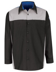 Long sleeved automotive tech shirt