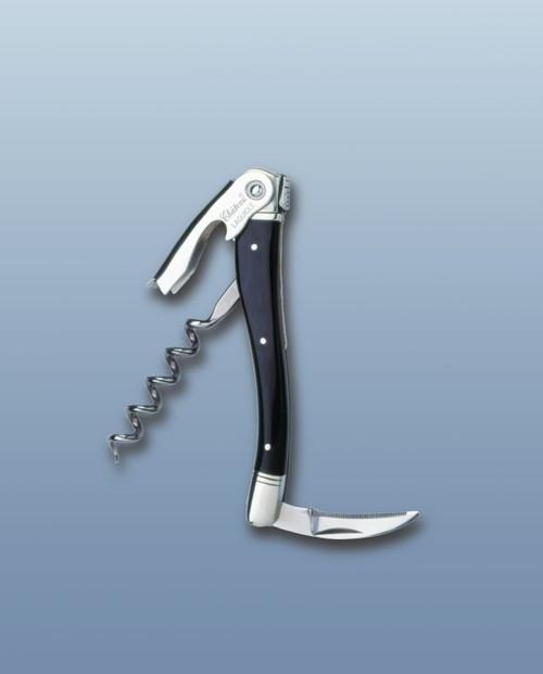 Black horn handle
