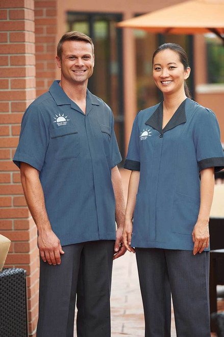 Batiste Tunic and Service Shirt