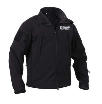 Tactical Security Jacket Front