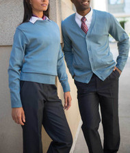 4080 Hotel Uniform Cardigan for Men and Women