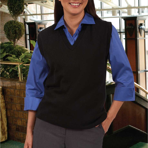 Cotton Sweater for Staff Uniforms