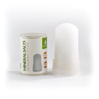 Mineral Salt Deodorant Stone (top off)