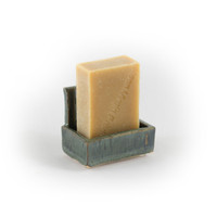 Vertical Soap Dish w/bar soap