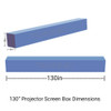 "130"" Electric Projection Screen - 16:9 (P-PCX130)"