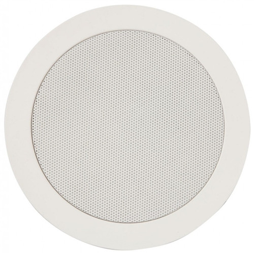 "PA Ceiling Speaker 6"" Commercial w/ Spring Clip Clamp  (S-105M)"