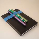 A6 Notebook Pen Strap