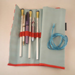 Cloth Pen Wrap