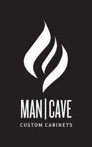 Man Cave Custom Cabinets