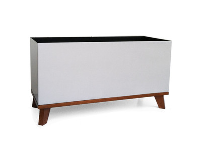 Aluminum Rectangle Planter Madeira
