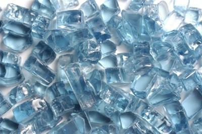 FireGlass Arctic Blue