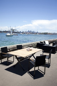 Harbour Outdoor Coast Dining Table