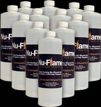 Ethanol Fuel Nu-Flame12 Liter