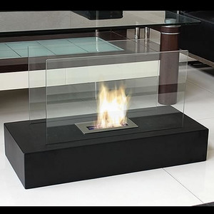 Fiamme Freestanding Fireplace