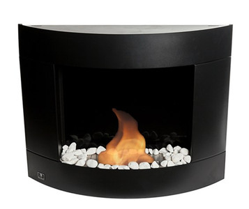 Diamond II Wall Mount Vent Free Fireplace