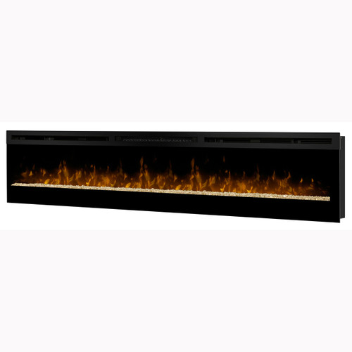 "Dimplex Galveston 74"" Linear Electric Fireplace"