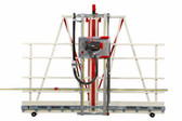Safety Speed Mfg 7000 Vertical Panel Saw: 1~, 220V, 11 amps