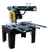 "Original Saw Co. 16"" Radial Arm Saw, Metal-Cutting Series, 7.5hp/3ph"