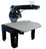 "Original Saw Co. 16"" Radial Arm Saw, Super-Duty Series, 7.5hp/3ph"