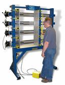 JLT Upper Box and Case Clamp 12 inH x 48 inL x 48 inW Maximum Capacity