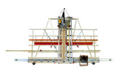 Safety Speed Mfg SR5UA Vertical Panel Saw & Router: Configured for V-Grooving Aluminum Composite Panels