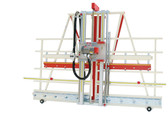 Safety Speed Mfg 7400M Vertical Panel Saw: 3~, 230V, 7.6 amps