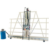 Safety Speed Mfg 6400 Vertical Panel Saw: 3 Hp 1~, 120V, 13 amps